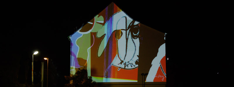 Uli Sigg, Visual Artist, VJ, Video-Installationen, Mapping, Projektion, Consulting, Scenic-Design